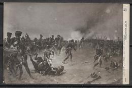CPA  -  Salon   1913   -   R. Arus  -  L' Effort Victorieux. - Andere Kriege