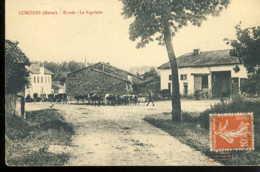 Cumieres Entree La Rigolette - France
