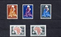 CONGO BELGE 1959-60 * - 1947-60: Neufs