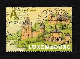 Timbre Du LUXEMBOURG Oblitéré N° Y. & T. Inconnu Année 2010 Avec Cachet Rond - Luxembourg
