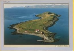 (3230) Island - Vigur - 2km - Islande