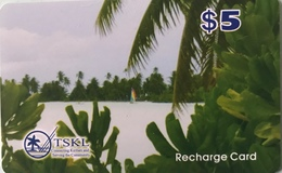 "KIRIBATI  -   Prepaid  -   "" TSKL ""  $5 - Kiribati"