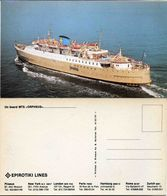 "Ship Postcards - Passenger   Ship : ""Orpheus      "" Variant  Read Description - Non Classificati"