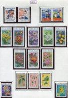 16923 VIET-NAM Du NORD Collection Vendue Par Page N°813/4, 815/22, 823/5826/7, 828/9 */ **  1974   TB - Viêt-Nam