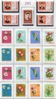 16926 VIET-NAM Du NORD Collection Vendue Par Page N° 842/6, 847/54, 847/54 ND *  1975   TB - Viêt-Nam