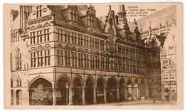 Ieper, Ypres, La Halle Des Draps (pk67323) - Ieper