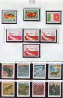 16928 VIET-NAM Du NORD Collection Vendue Par Page N° 868, 869, 870, 871/4, 875/82 *  1975   B/TB - Viêt-Nam