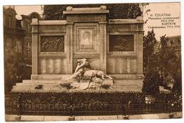 Kortrijk, Gedenkteken 1914 1918 (pk67325) - Kortrijk