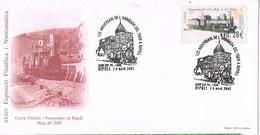 35846. Carta RIPOLL (Gerona) 2005. 125 Aniversario Llegada Tren, Ferrocarril - 1931-Hoy: 2ª República - ... Juan Carlos I