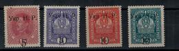 Ukraine 1919 Lot 4 Timbres - Ucrania
