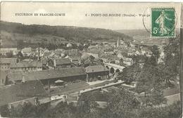Pont De Roide Vue Generale - Andere Gemeenten
