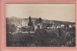 OLD PHOTO POSTCARD - SPAIN - ESPANA - LAS PALMAS - STA BRIGIDA - Gran Canaria