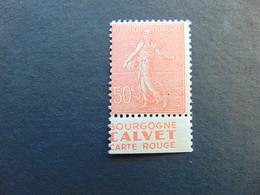 Superbe N°. 82** Dans Le Maury (n°. 199 Avec Pub Calvet) - Advertising