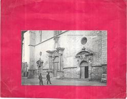 LES SABLES D'OLONNE - 85 -  Portail Renaissance De L'Eglise - BIS - - Sables D'Olonne