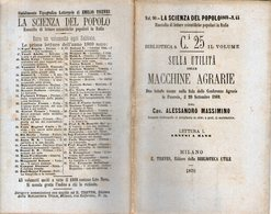 B 3085 - Macchine Agrarie, Pinerolo - Autres