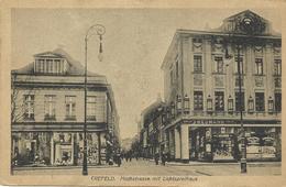 Crefeld Hochstrasse Mit Lichtspielhaus  (3851) - Düsseldorf