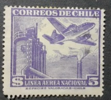 Amérique > Chili      N°135 - Chile