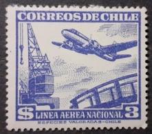 Amérique > Chili      N°133(*) - Chile
