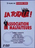La Totale ! - Et Association De Malfaiteurs - ( 2 Films De Claude Zidi ) - Thierry Lhermite - Miou-Miou - Eddy Mitchell - Komedie