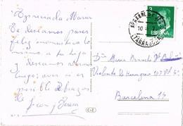 35854. Postal ARRABAL De JESUS (Tarragona) 1977. Nuestra Señora De Begoña - 1931-Hoy: 2ª República - ... Juan Carlos I