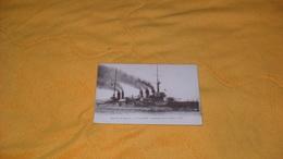 CARTE POSTALE ANCIENNE CIRCULEE DATE ?.../ VOLTAIRE .- CUIRASSE DE 1ER RANG... - Warships