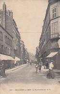 BOULOGNE-sur-MER: La Rue Faidherbe - Boulogne Sur Mer