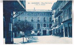 PUIGCERDA    PLAZA  GABRINETTY    TBE   SP 15 - Gerona