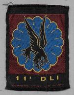 Ecusson 11e D.L.I. - Ecussons Tissu