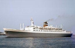 "Ship Postcard -Passenger   Ship  ""Statendam   ""  Read Description - Postcards"