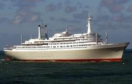 "Ship Postcards - Passenger   Ship "" Rotterdam    ""   Read Description - Postcards"
