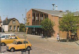 Ca. 1960 Verenigingsgebouw Rockanje Ongelopen In Kleur - Nederland