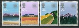 Grossbritanien Mi# 942-51 Postfrisch MNH - Landscapes - Ungebraucht