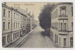 Rosenheim, Frühlingsstrasse - 1922 - Rosenheim