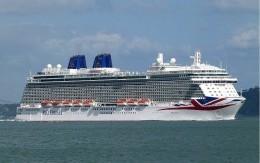 "Ship Postcards - Passenger Ship ""Briannia  ""   Read Description - Postcards"