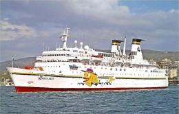 "Ship Postcards - Passenger   Ship ""Royal Iris    ""   Read Description - Postcards"