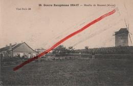 Militaria : (Marne) Montbré, Proche Reims - 51 - Moulin De Montbré - Altri Comuni