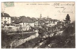 LA ROCHE (74) - La Roche-sur-Foron - Quartier Sur Le Foron - La Roche-sur-Foron