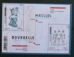 FRANCE - 2011 - YT F 4626 ** -MAILLOL BOURDELLE - France