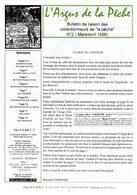 """L'Argus De La Pêche - Bulletin De Liaison Des Collectionneurs De La """"pêche"""" N°2 (Mars/avril 1996) - Hunting & Fishing"""