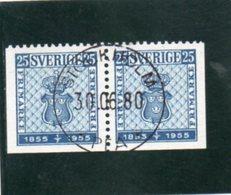 SUEDE 1955 O - Suède