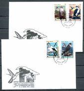 Cuba 2017 / Birds Lighthouses FDC Vögel Aves Faros SPD Oiseaux / Cu4320  35-36 - Uccelli