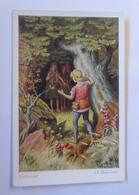 Nibelungen, Gudrunsage,  Serie 487, Nr. 6455  1910, O. Kubel  ♥ (38838) - Märchen, Sagen & Legenden