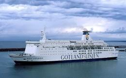 """Ship Postcards - Passenger   Ship """"Nord Gotlandia   """"    Read Description - Ships"""