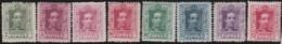 Espana   .    Yvert  .     272/279     .      *       .       Neuf Avec Gomme  .  /  .   Mint-hinged - 1889-1931 Königreich: Alphonse XIII.