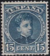 Espana   .    Yvert  .    215   .     (*)      .    Pas De Gomme    .  /  .   No Gum - 1889-1931 Königreich: Alphonse XIII.