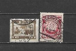 1925 - N. 346/47 USATI (CATALOGO UNIFICATO) - Usati
