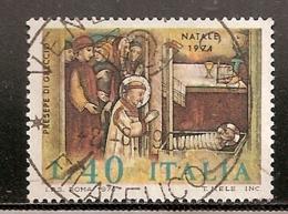 ITALIE     N°   1204   OBLITERE - 1946-.. République
