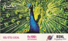 PREPAID PHONE CARD INDIA (PY610 - India