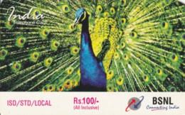 PREPAID PHONE CARD INDIA (PY611 - India