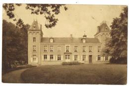 Quiévy-le-Petit. Château Du Petit Cambrai  (2 Scans) - Quévy
